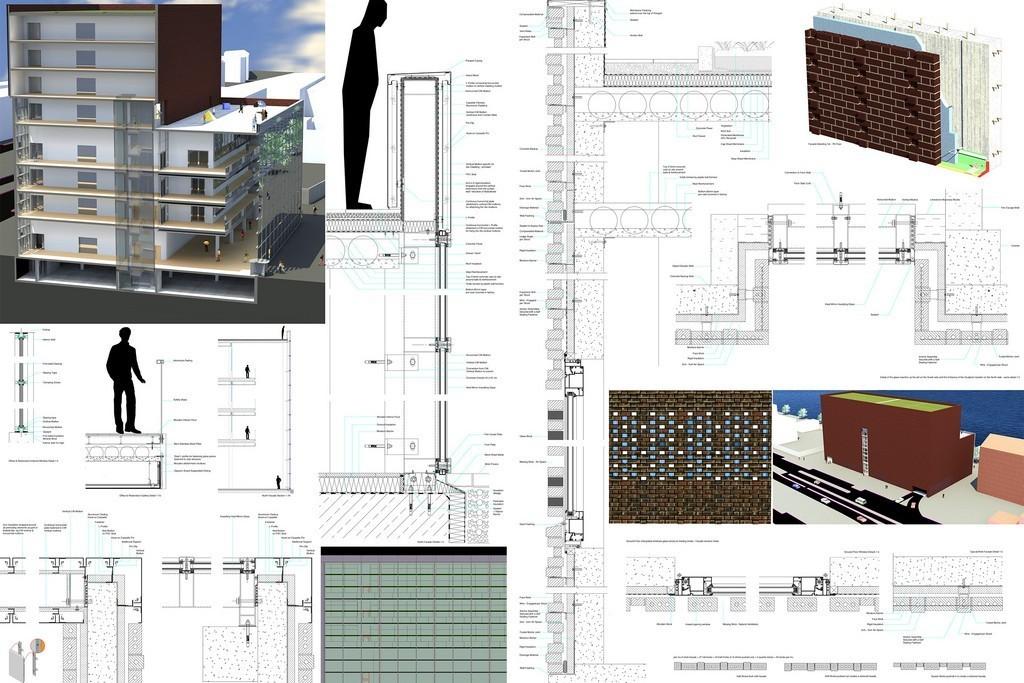 maashaven art gallery and depot design rotterdam