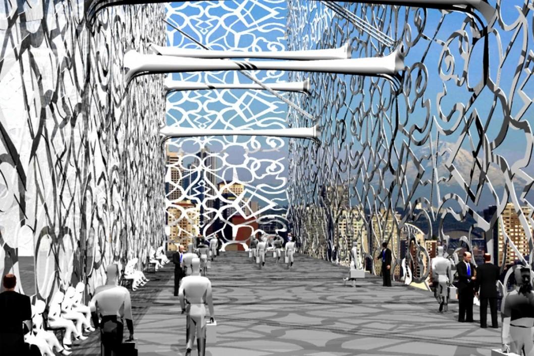 Facade Contemporary Design Experimental