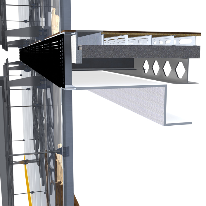 Office Facade System Design Development Nick Socrates