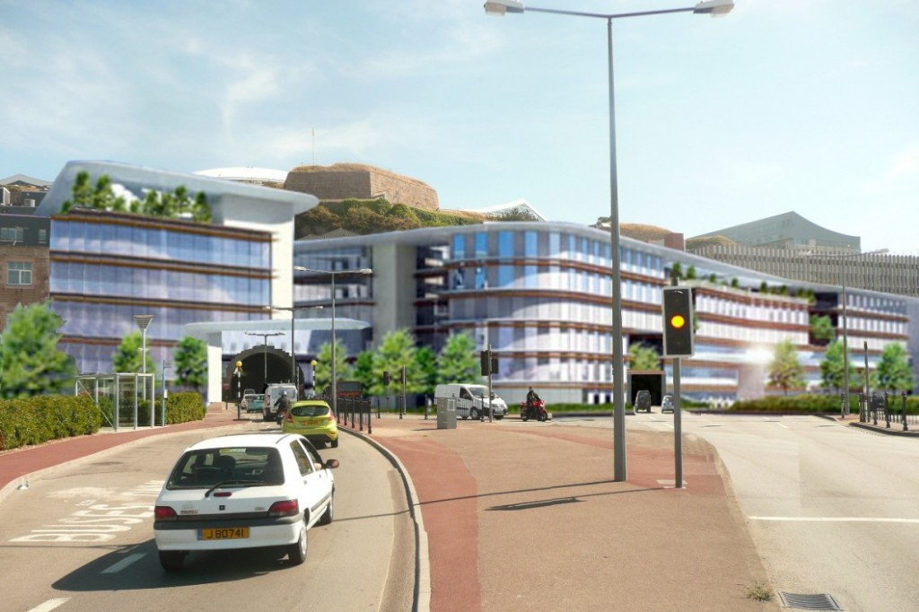 EAST QUAY MIXED-USE ST HELIER JERSEY - CROPPED