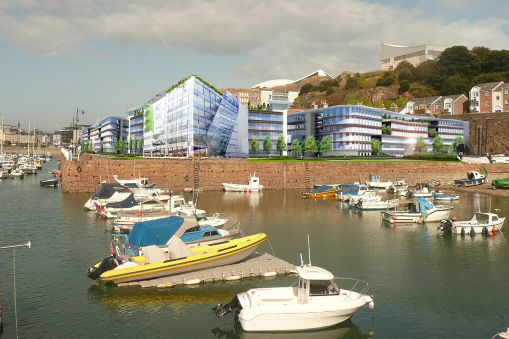 EAST WATERFRONT - MIXED-USE - ST HELIER - JERSEY ARCHITECTS - FEATURED