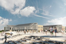 Grangetown School - cardiff architects