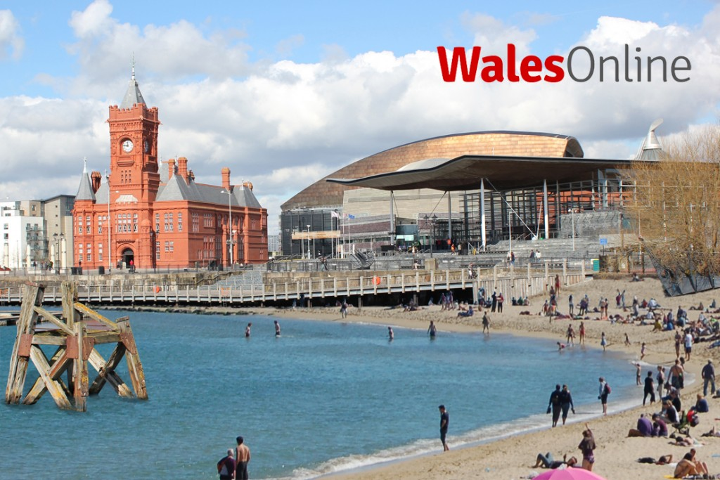 CARDIFF BAY BEACH - Architects Cardiff