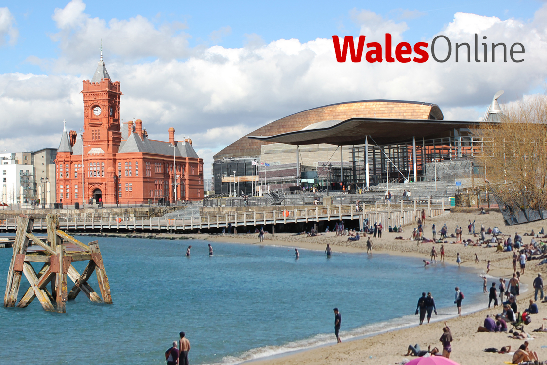 Walesonline cardiff bay beach and lido regeneration for The interior architectural design company cardiff